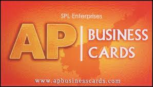 AP Business Cards